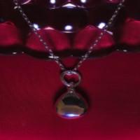 Keepsake - Silver Teardrop