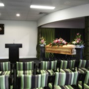 Melaleuca Station Memorial Gardens Chapel Interior