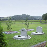 Memorials at Melaleuca Station Memorial Gardens