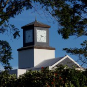 Melaleuca Station Memorial Gardens Clock Tower